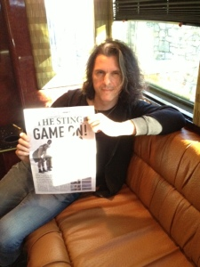 Alex Skolnick STING