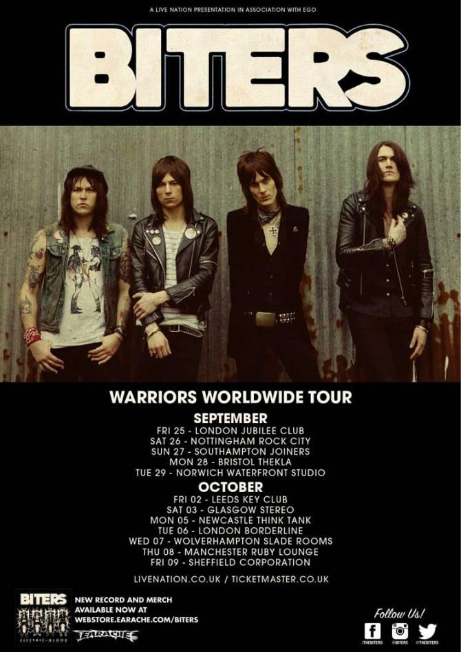Biters_UK_tour