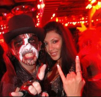 Inside Metal Co-Host Jasmin St. Claire with King Diamond