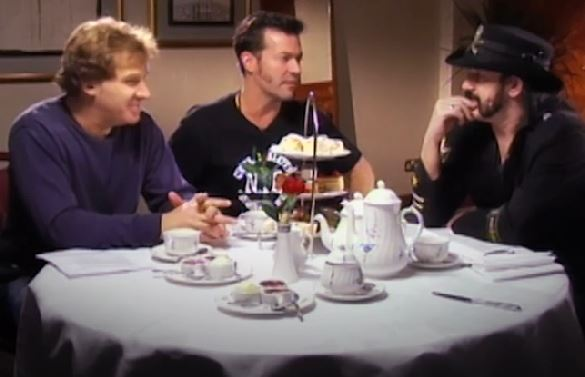 From That Metal Show: Lemmy Busts Motormyths During High Tea