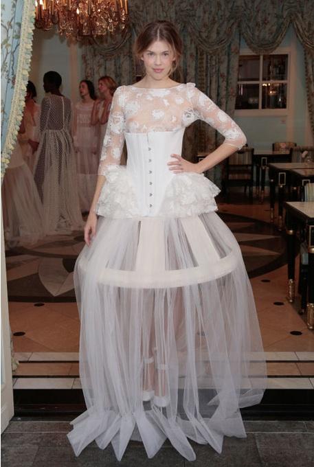 Delphine Manivet  Spring/Summer 2017 Gown