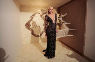 Galia Lahav Spring 2017 Gown