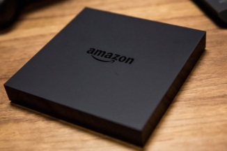 Is Amazon the new desirable retailer? Photo: Andrew Burton/Getty Images