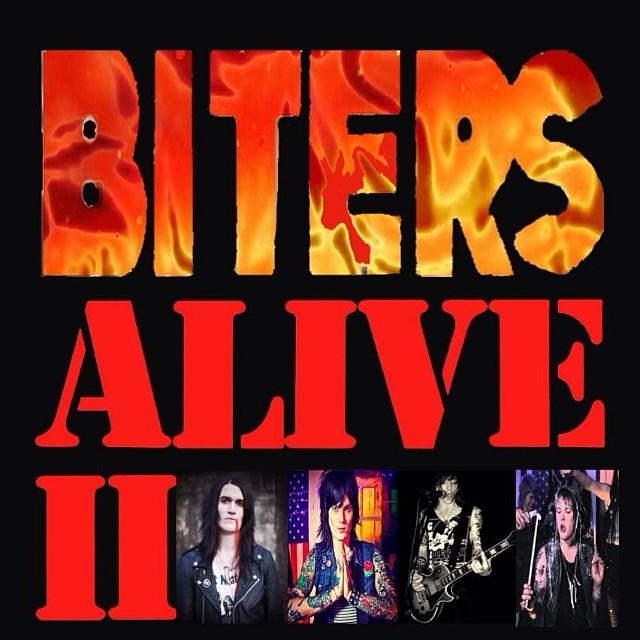 Biters Alive II Front