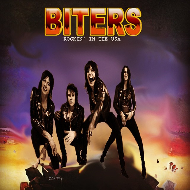 BITERS - Destroyer Cover