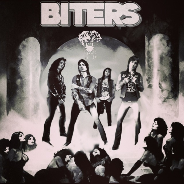 Biters Love Gun Art