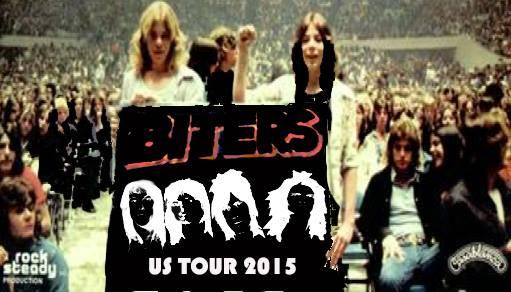 Biters Tour Art
