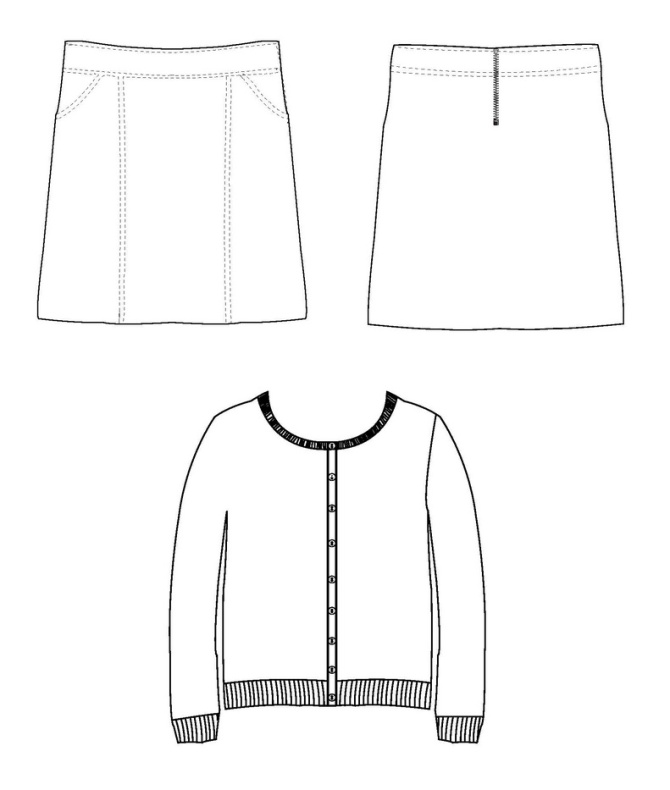 Technical Flat Skirt and Sweater.jpg