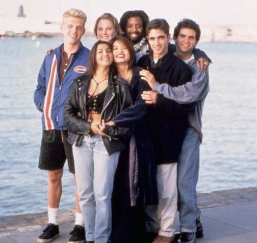 MTV Real World Season 3 Photo: Everett Collection